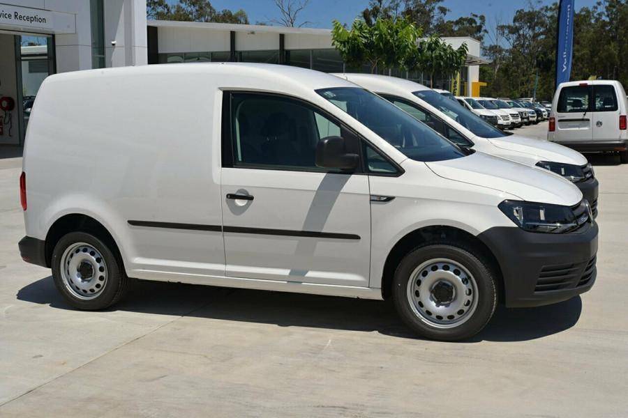 New 2019 Volkswagen Caddy Van V968819 Gold Coast Gold Coast