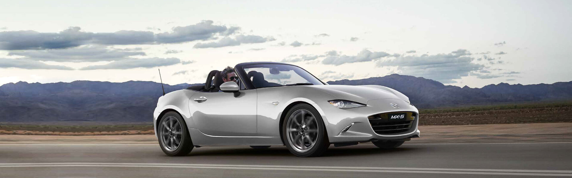 MX-5 Designed To Move You