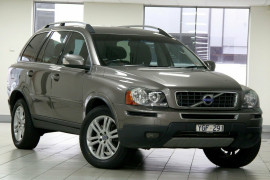 Volvo XC90 D5 Geartronic P28 MY11