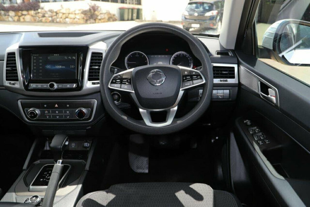 2019 SsangYong Musso Q200 MY20 Ultimate Utility Image 14