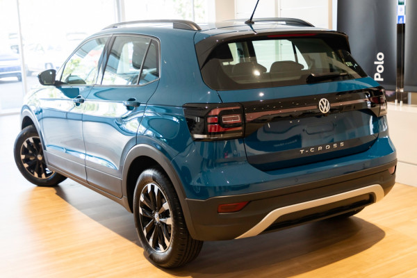 2020 Volkswagen T-Cross C1 85TSI Life Wagon Image 2