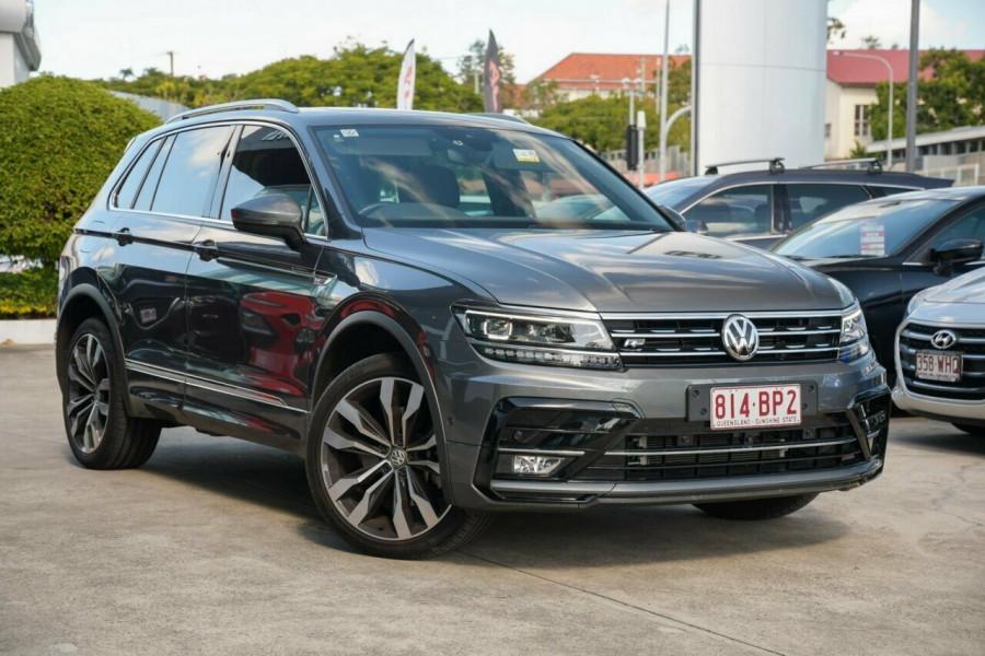 2018 Volkswagen Tiguan 5N MY18 162TSI DSG 4MOTION Highline Suv