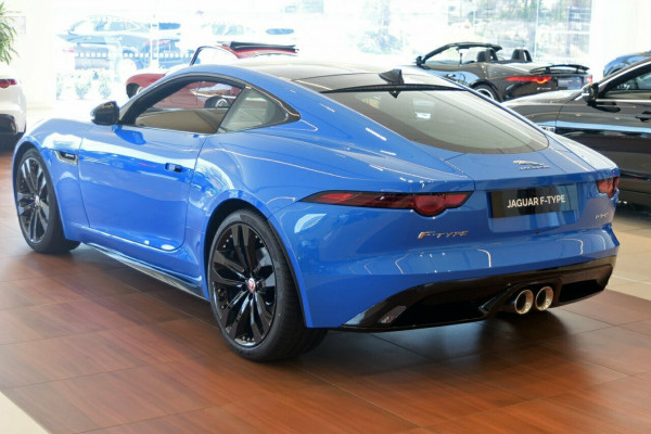 2018 MY19.5 Jaguar F-TYPE X152 R-Dynamic Coupe Coupe Image 4