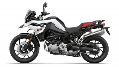 New BMW Motorrad F 750 GS