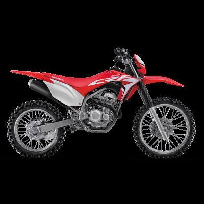 New Honda CRF250F