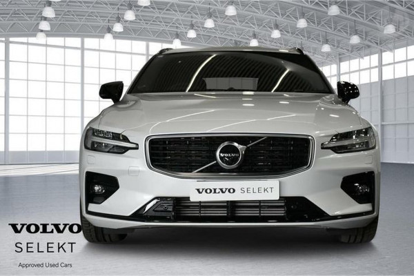 2019 Volvo V60 (No Series) MY20 T5 R-Design Wagon Image 5