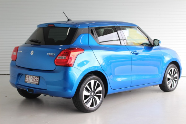 2017 Suzuki Swift AZ GLX TURBO Hatch Image 2