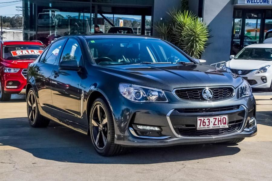 2017 Holden Commodore VF Series II SV6 Sedan