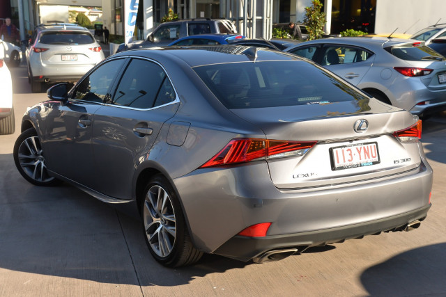 2018 Lexus Is ASE30R 300 Luxury Sedan Image 2