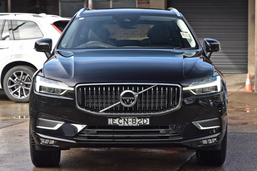 2019 Volvo XC60 UZ D4 Inscription Suv Mobile Image 4
