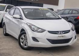 Hyundai Elantra Active MD