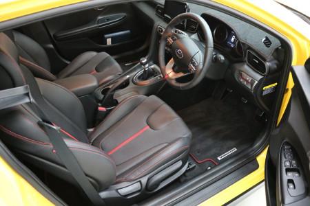2019 Hyundai Veloster JS MY20 TURBO Hatch
