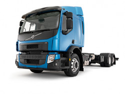 New Volvo The new Volvo FE