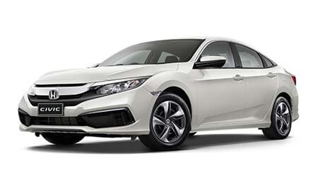 2020 MY19 Honda Civic Sedan 10th Gen VTi Sedan