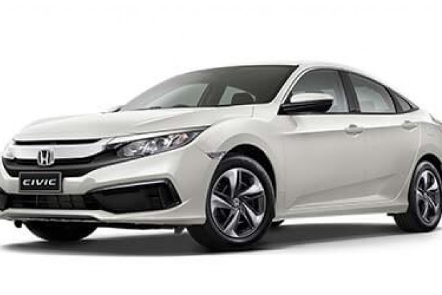 2019 Honda Civic Sedan 10th Gen VTi Sedan