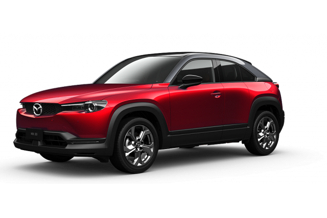 2021 Mazda MX-30 DR Series G20e Astina Wagon