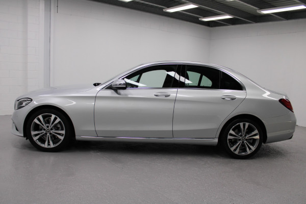 2020 MY50 Mercedes-Benz C-class W205 800+ C200 Sedan Image 3