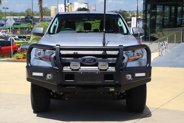 2018 Ford Ranger PX MkII MY18 XLS Utility Image 7