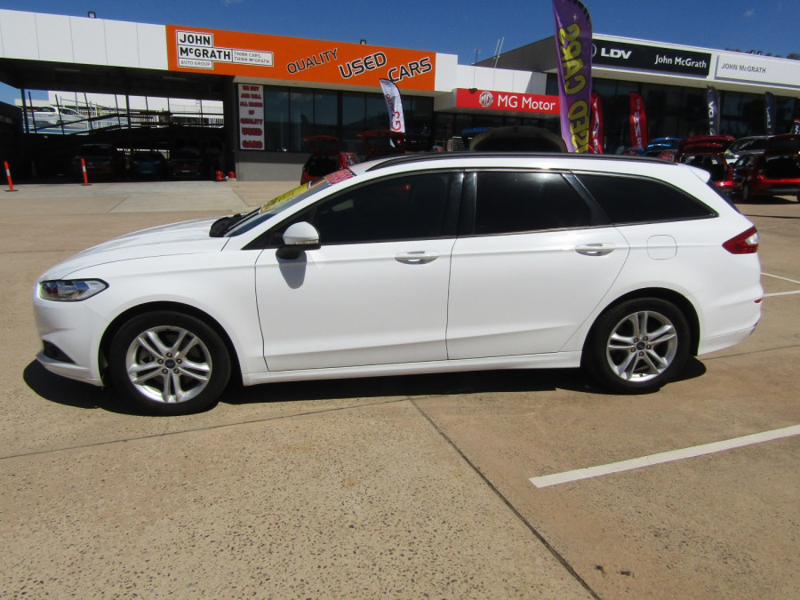 2016 Ford Mondeo MD Ambiente Wagon Wagon Image 9