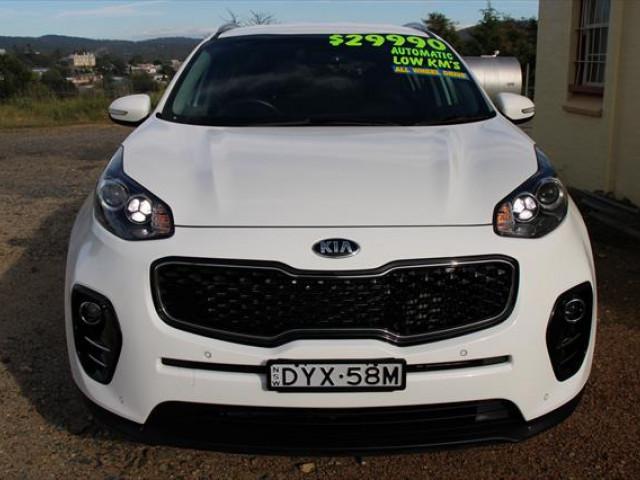 2017 Kia Sportage QL SLi Suv
