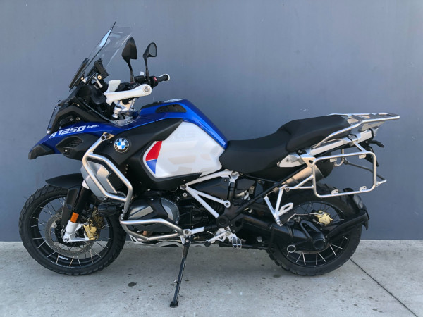 2019 BMW R 1250 GS Adventure RallyE Motorcycle