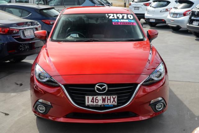 2016 Mazda 3 Hatchback Image 3