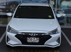 2019 Hyundai Elantra AD.2 Sport Sedan Image 2