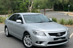 Toyota Aurion AT-X GSV40R 09 Upgrade