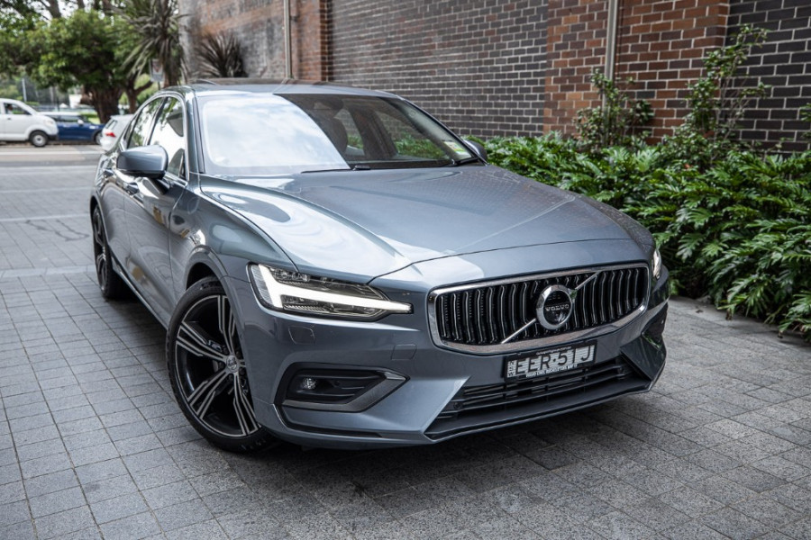 2020 Volvo S60 Z Series T5 Inscription Sedan Image 1