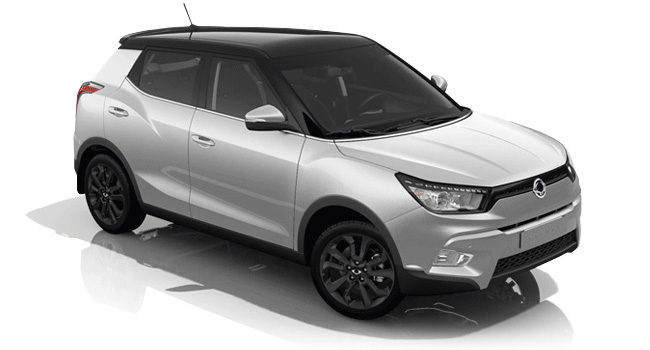 Tivoli Small SUV Ultimate