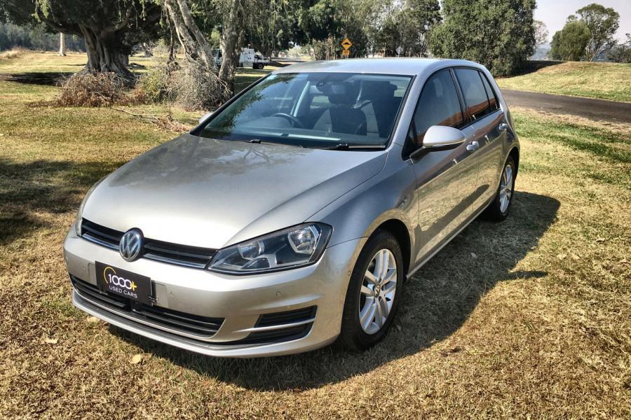 2013 Volkswagen Golf VII 90TSI Hatch