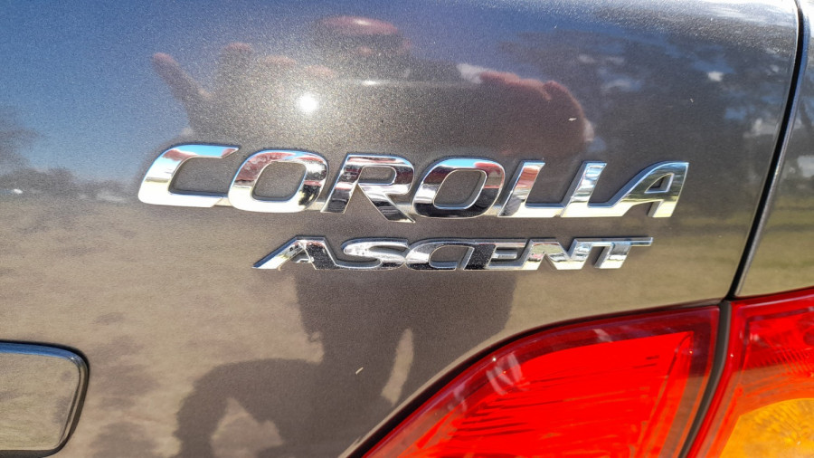 2008 Toyota Corolla ZRE152R Ascent Sedan Image 9