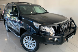 2014 Toyota Landcruiser Prado GDJ150R VX Suv