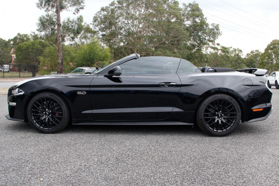 2018 Ford Mustang FN GT Convertible Cabriolet