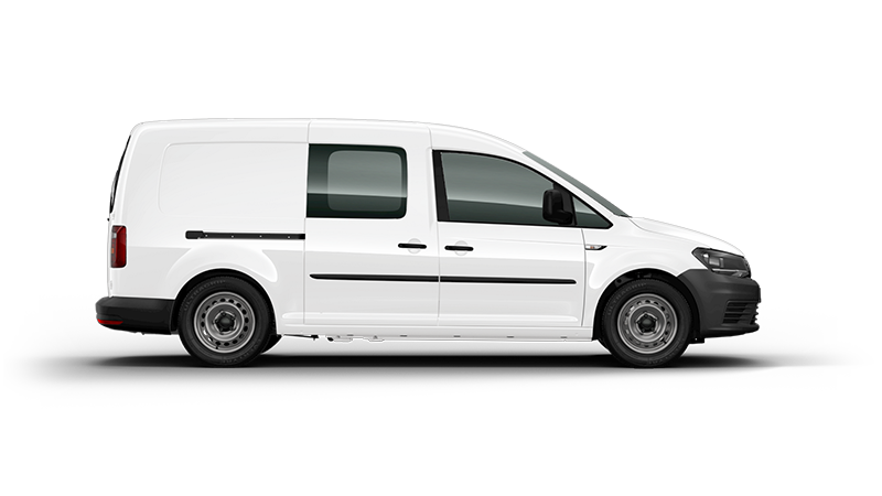 Caddy Van Maxi Crewvan TDI250 6 Speed DSG