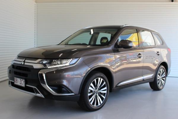 2018 MY19 Mitsubishi Outlander ZL ES Suv Image 4