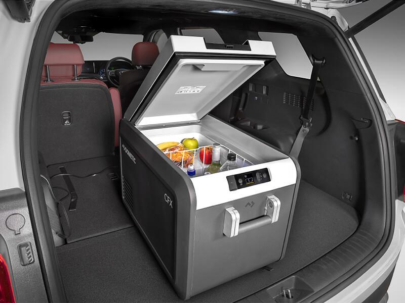 Portable fridge/freezer 36L.