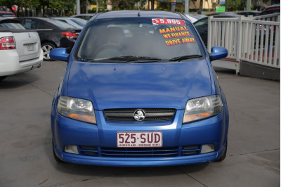 2006 Holden Barina TK Hatchback Image 3