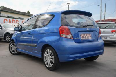 2006 Holden Barina TK Hatchback Image 4