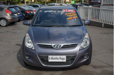 2012 Hyundai i20 PB Active Hatchback Image 3