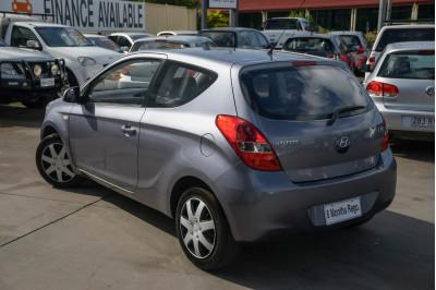 2012 Hyundai i20 PB Active Hatchback Image 4