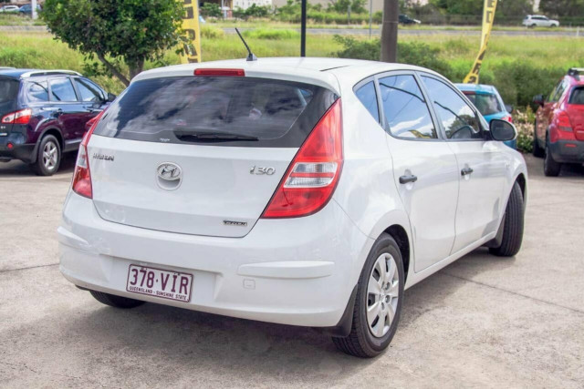 2011 Hyundai i30 SX 1.6 CRDi
