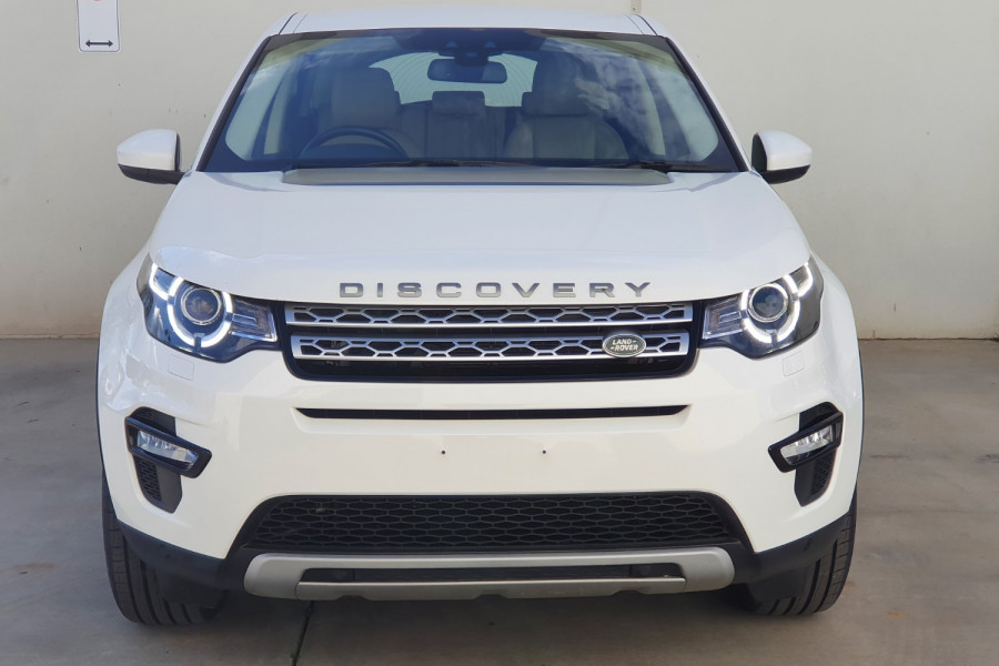 2018 Land Rover Discovery Sport L550 18MY TD4 110KW Suv