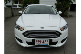 2018 MY18.75 Ford Mondeo MD 2018.75MY Ambiente Hatchback Image 2