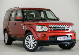 Land Rover Discovery 4 SDV6 CommandShift SE Series 4 MY12