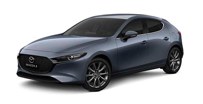 2019 Mazda 3 BP G20 Evolve Hatch Hatchback