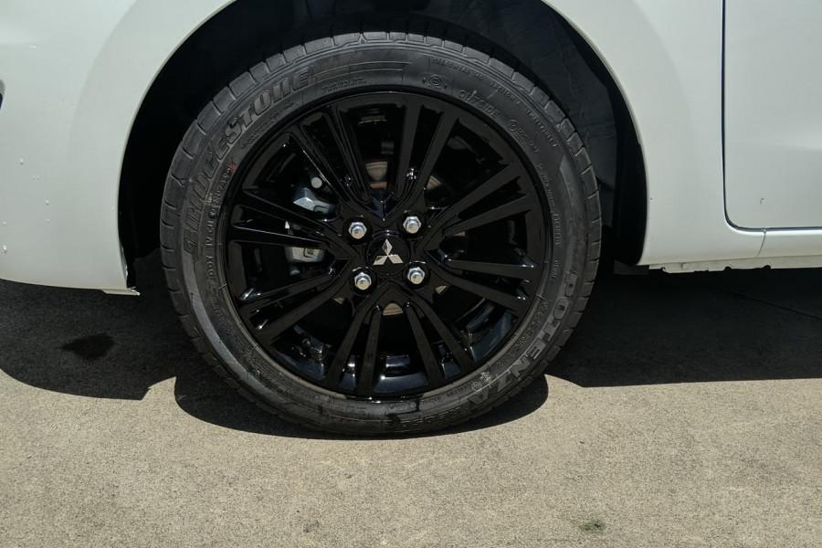 2019 Mitsubishi Mirage LA Black Edition Hatchback