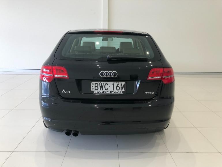 2010 Audi A3 8P Turbo TFSI Hatchback Image 5