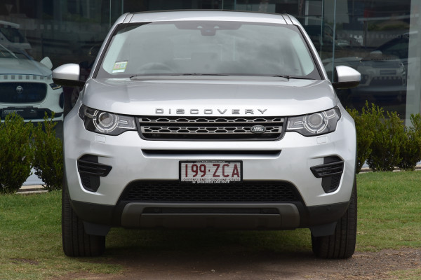 2019 Land Rover Discovery Sport L550 19MY Si4 177kW Suv Image 2