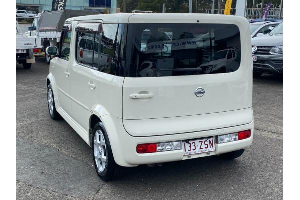 2005 Nissan Cube BZ11 Wagon Image 5